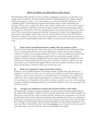 how to start a great essay argumentative essay how to write