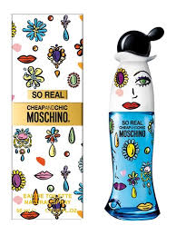<b>Moschino So Real Cheap</b> And Chic EDT 50ml - For her - Tax Free ...