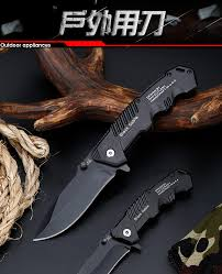 <b>Folding</b> Knife tactical Survival Knives Hunting Camping Blade edc ...