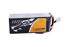 <b>Аккумулятор Tattu</b> 16000мАч 6S 15C 22,2В LiPo купить по ...