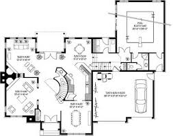 House Plan With Indoor Pool   House Plans With Indoor Pools      House Plan With Indoor Pool   Print This Floor Plan Print All Floor Plans