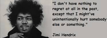 Famous Quotes From Jimi Hendrix. QuotesGram via Relatably.com