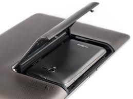 Asus PadFone E Video clips