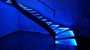led stair lighting 11 ideas for your home automatic led stair lighting