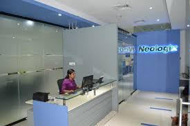 software company office. office 2 neologix software solutions technopark company