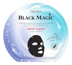 <b>Глубоко увлажняющая маска для</b> лица Black Magic Deep Aqua 20г