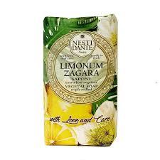 <b>Nesti Dante</b> Soap - <b>Limonum Zagara</b> 250gm bar | Isabel Harris