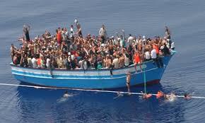 أوروبا تبحث تنفيذ عمل عسكري لوقف الهجرة غير الشرعية