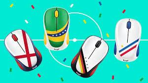 Игровые <b>мышки Logitech</b> в честь ЧМ по футболу   ВКонтакте