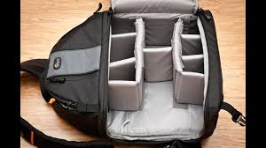 <b>Lowepro SlingShot 302</b> - hands on review - YouTube