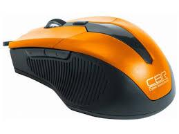 Купить <b>мышь CBR CM 301</b> Orange USB по цене от 215 рублей ...
