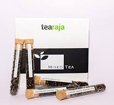 Mixed <b>Tea</b> Pack (5 <b>Varieties</b> of Mixed Fresh <b>Seasonal Teas</b> ...