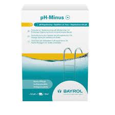 <b>Bayrol pH</b>-<b>минус</b> (<b>PH minus</b>), 0,5 кг пакет, <b>порошок</b> для понижения ...