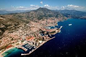 Monaco: <b>Green</b> is the <b>New Glam</b>