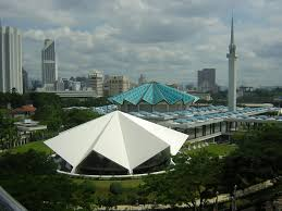 friday essay the n mosque the negara masjid