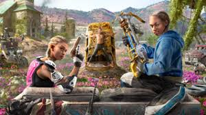 <b>Far Cry New</b> Dawn - Ubisoft Support