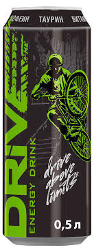 Купить <b>Напиток энергетический Drive</b> Me, 500 мл с доставкой по ...