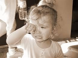Distressed Toddler - caption   Meme Generator via Relatably.com