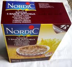 Обзор от покупателя на <b>Хлопья Nordic</b> (Нордик) <b>5</b> видов ...