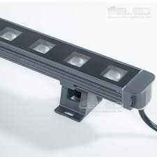 RGB LED <b>Wall</b> Wash Lighting Fixtures CREE DMX 18x3W DC24V ...