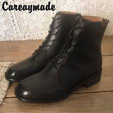 <b>Careaymade</b> Fall& <b>Winter</b> 2020 British Casual All Over Real Leather ...