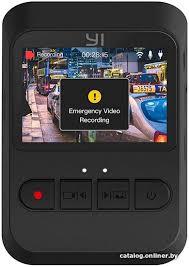 <b>YI Mini Dash</b> Camera автомобильный <b>видеорегистратор</b> купить в ...