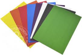 Купить <b>Набор цветного картона Action</b>! А4 8 цветов 8 листов с ...