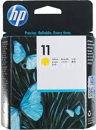 Купить <b>Печатающая головка HP</b> 11 C4813A желтый для HP DJ ...