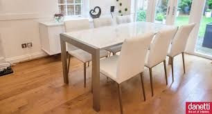 extendable dining table set: white glass extendable dining table white glass extendable dining table white glass extendable dining table