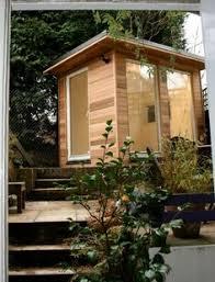 compact garden office pod backyard office pod cuts