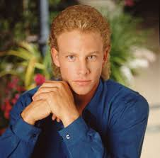 Sexy Steven Sanders is just sitting right over there, rocking his permed semi-mullet and he's smiling at you. He's so dreamy. Remember that time that he got ... - beverly-hills-90210-tv-20