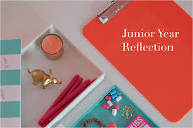 citrus and style junior year reflection after having disappeared for a few days i thought i was due for a little reflection of this busy stressful year my exams are officially over