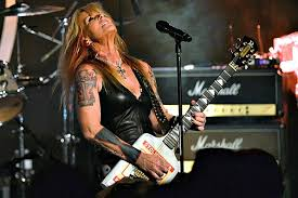 <b>Lita Ford</b> Reaches Into the Vaults for New Star-Studded '<b>Time</b> ...
