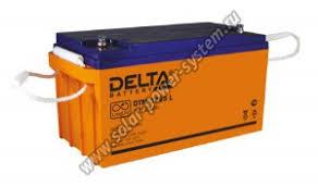 Аккумуляторная <b>батарея Delta DTM</b> 1265 L | AGM DELTA DTM L ...