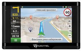 Обзор: <b>Навигатор NAVITEL E500</b> Magnetic