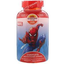 <b>Компекс мультивитаминов в жевательных</b> таблетках, Marvel ...