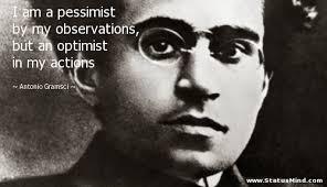 Antonio Gramsci Quotes at StatusMind.com