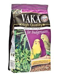 <b>ВАКА High Quality</b> 500 гр <b>корм</b> д/волн. попугаев 500г 1/10