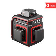 Уровень лазерный <b>ADA CUBE 3-360</b> BASIC EDITION — купить в ...