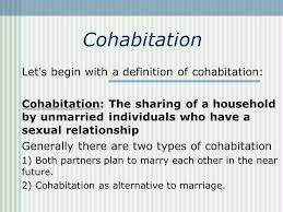 cohabitation family definition essay   essay for you cohabitation family definition essay   image