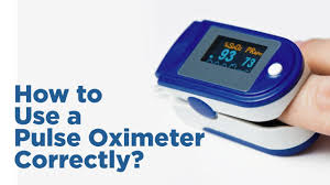 How To Use A <b>Pulse Oximeter</b> Correctly | Medicover Hospitals ...