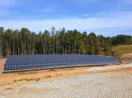 greater west joint development authority manufacturing development authority of heard county leases land for a one megawatt solar system located in the floodplain of the chattahoochee river in franklin