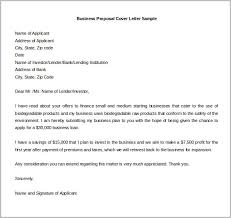 cover letter template –    free word  pdf documents download    business proposal plan cover letter sample download