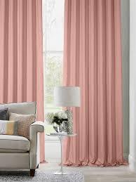 Портьера <b>Томдом</b> Фирам 280х180см, розовый
