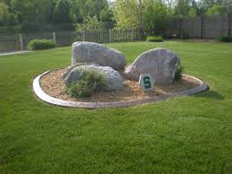 landscape edging ideas lawn care inc custom landscape curbing ideas