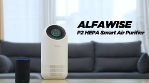 <b>Alfawise P2 HEPA</b> Smart Air Purifier - YouTube