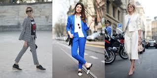 inspiring pantsuits modern power dressing for women glamour