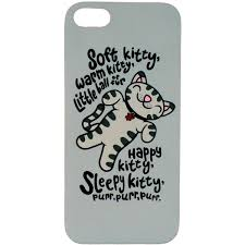 big bang theory soft kitty iphone 5 phone case 5.jpg Big Bang Theory Soft Kitty iPhone 5 Phone Case.