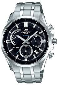 Мужские кварцевые наручные <b>часы</b> с хронографом <b>Casio EFB</b> ...