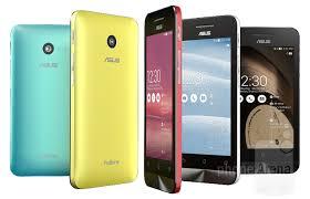 Asus ZenFone 5 vs Samsung Galaxy S4 vs LG G2: specs comparison